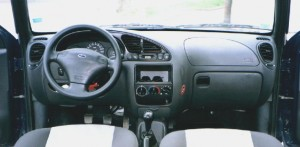 Ford Fiesta 1300 contact